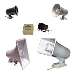 Siren Speakers