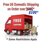 Free US Domestic Shipping